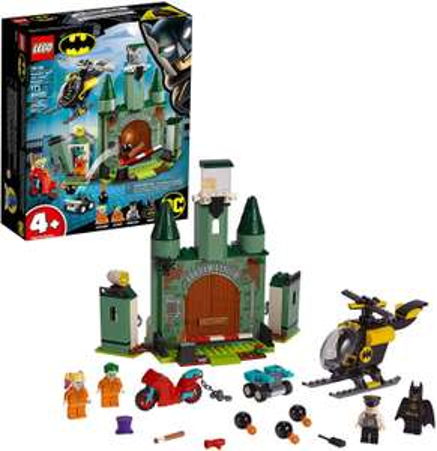 LEGO 76138 DC Batman 4+ Batman and The Joker Escape £17.50 instore @ Sainsbury's Darnley