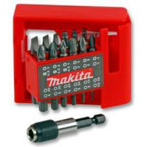 Makita 25 Piece 25mm Screwdriver Bit Set with Magnetic Holder P-49965. Click and collect £5.99 @ JtAtkinson