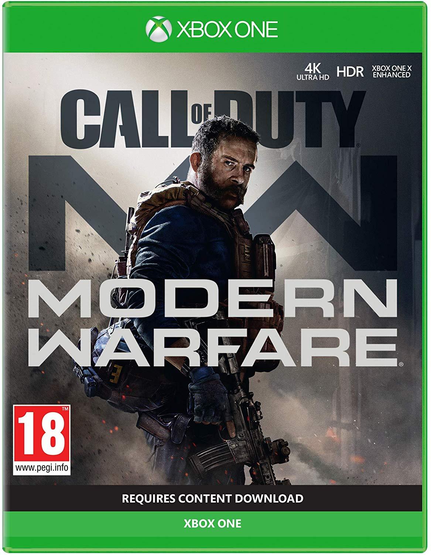 modern warfare Xbox one UK digital download £34.97, US version £30@ cjs-cdkeys