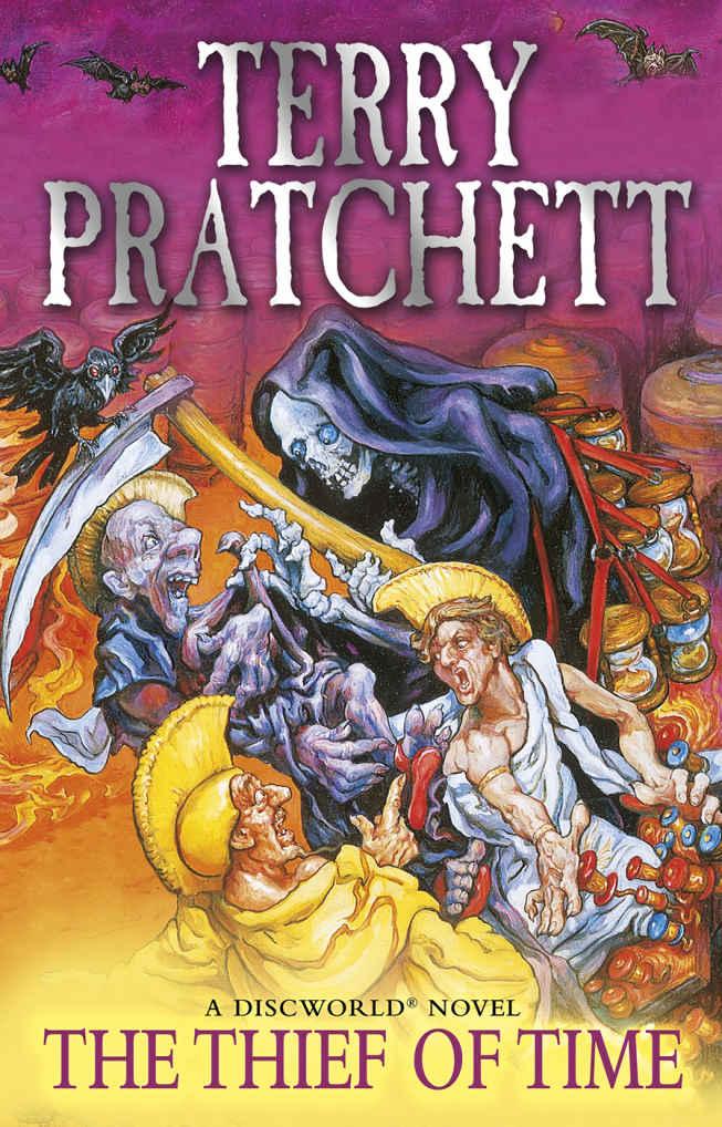Terry Pratchett: Thief of Time (Discworld book 26) Kindle ebook £1.99 @ Amazon