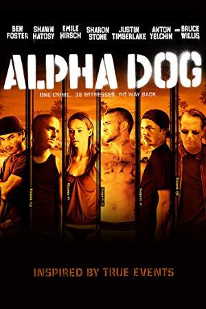 Alpha Dog digital movie (HD) £2.99 @amazon prime video