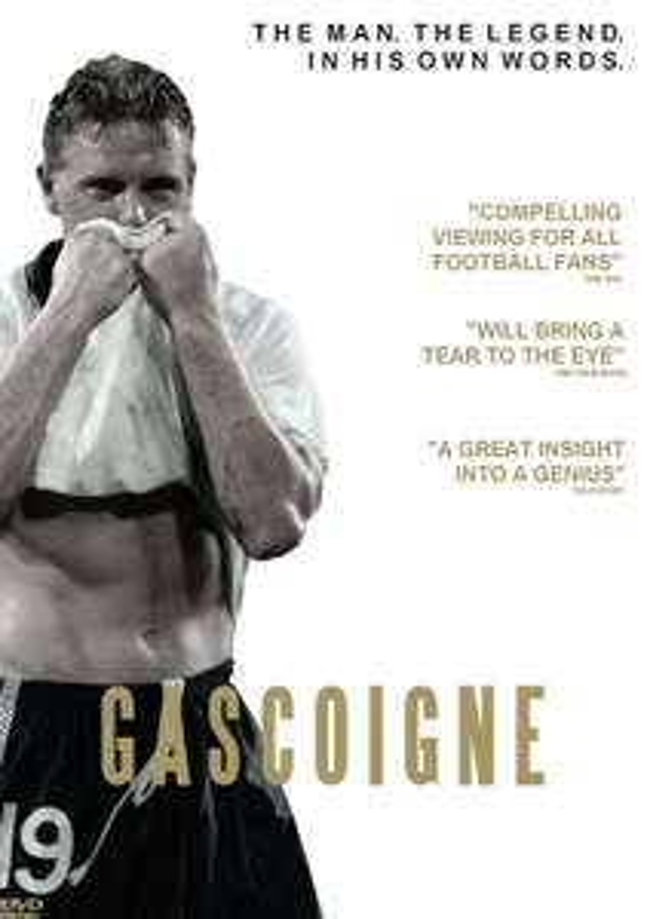 Gascoigne digital movie (HD) £2.99 @amazon prime video (and iTunes)