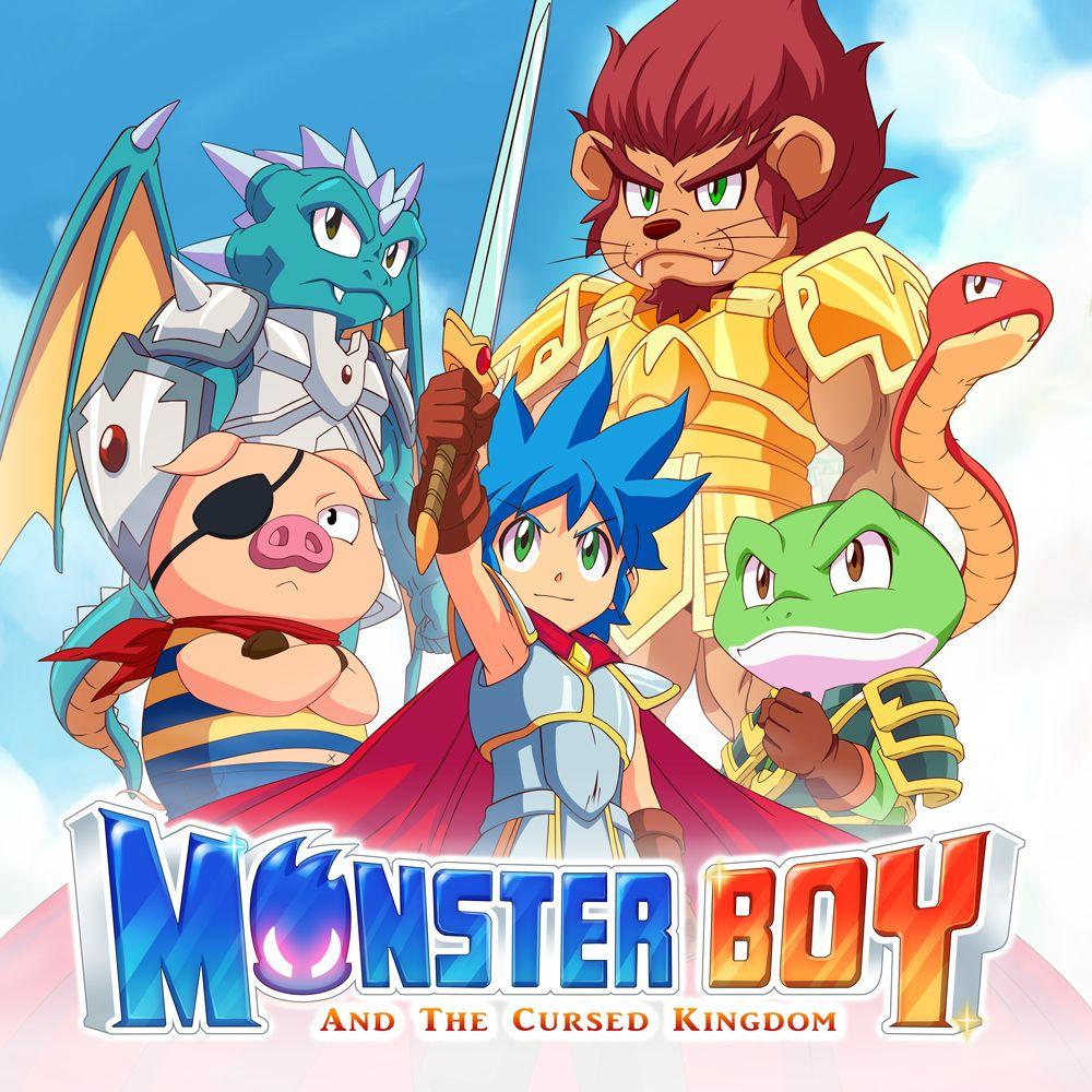 [Nintendo Switch] Monster Boy and the Cursed Kingdom £17.49 @ Nintendo eShop (£13.16 Norway)