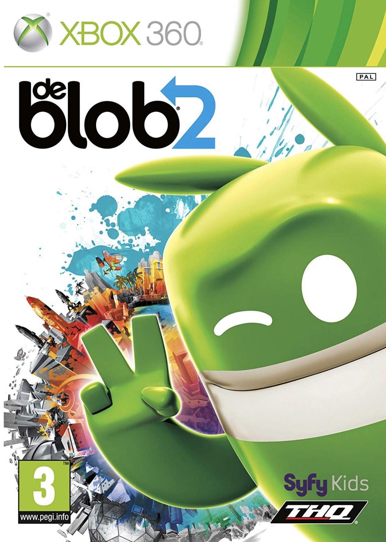 de Blob 2 (Xbox 360/ Xbox one) £2.99 @ Microsoft store