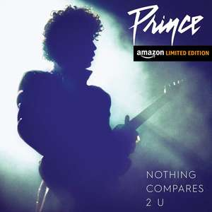 """Prince - Nothing Compares 2 U [LIMITED EDITION VINYL 7"""" SINGLE] [VINYL] now £3.75 (Prime) + £2.99 (non Prime) at Amazon"""