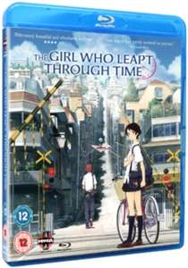 The Girl Who Leapt Through Time Blu-ray £5.05 at Hive