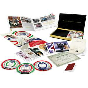 Italian Job 50th Anniversary - Deluxe Edition (Double pack) Blu-ray £34.19 using Redcarpet 10% discount inc free delivery