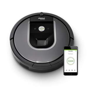 IRobot Roomba 960 Robot Vacuum Cleaner £367.42 @ Amazon