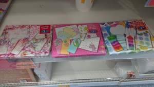 Sticky notes down to 50p @ B&M Antrim