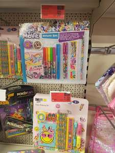 My little pony deluxe set 50p, smiley face deluxe set £1 B&M belle vale Liverpool