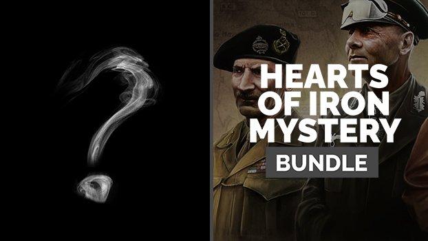 Hearts of Iron IV mystery bundle £2.49 @ Greenman Gaming
