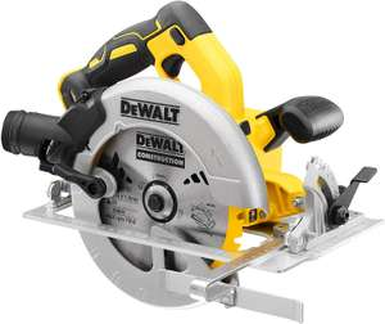 DEWALT DCS570N Cordless XR Brushless Circular Saw, 18 V, Yellow/Black/Grey, 184mm - BARE unit £139.99 @ Amazon