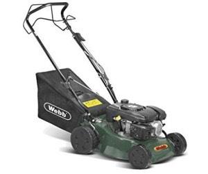 Webb WER46SP self-propelled petrol lawn mower £110 in store @ Frosts Garden Centre