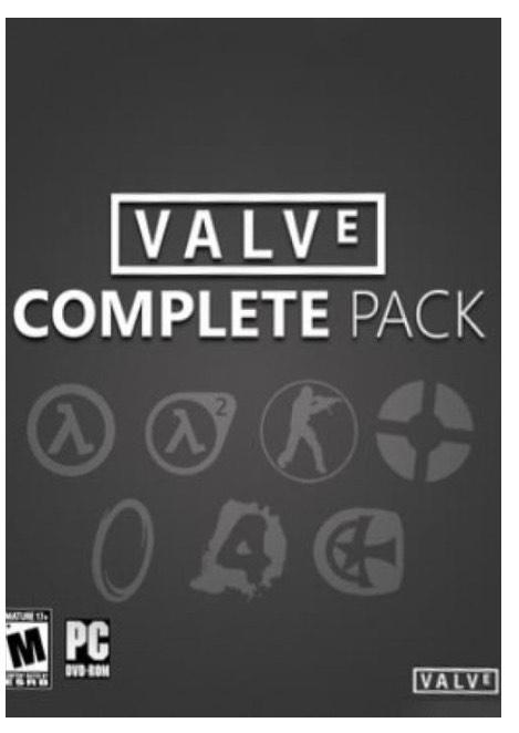 Valve Complete Pack - PC Steam £17.99 @ CDKeys