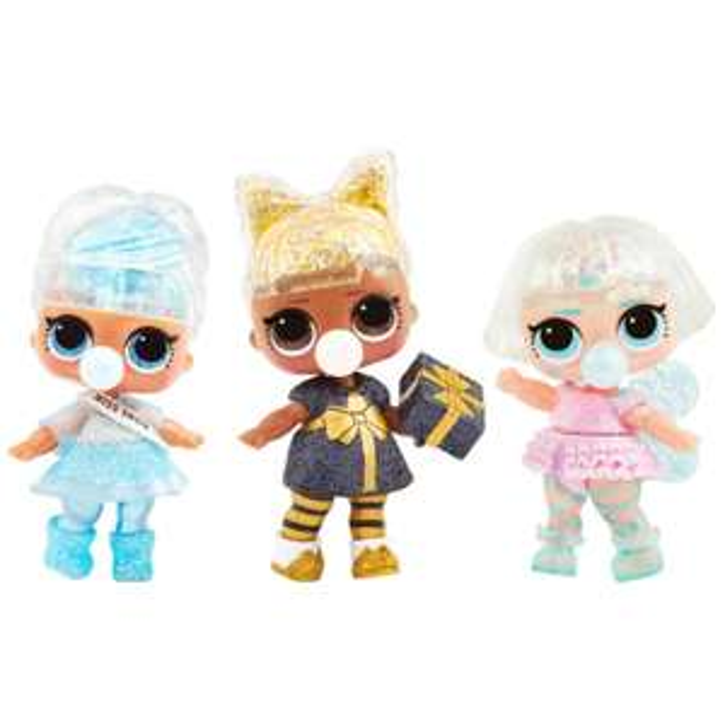 Lol Glitter Globe dolls 25% off @ M&CO with code