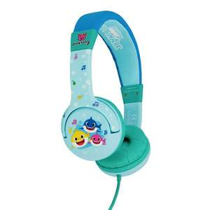 Baby shark junior headphones £4.99 with free delivery @ Smyths