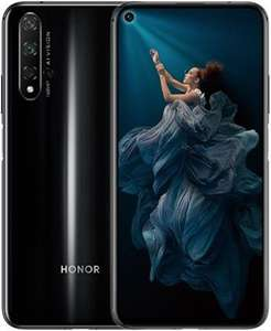 Huawei Honor 20 128GB Midnight Black, Unlocked In B Condition £195 @ CEX