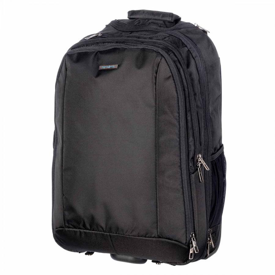 Half off Samsonite 17.3 inch laptop trolley backpack £54.98 @ Ryman