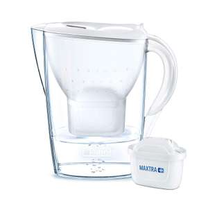 BRITA Marella Water Filter Jug White Maxtra+ with one cartridge £10.50 (+£4.49 NP) Delivered @ Amazon