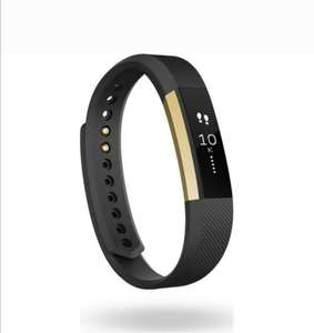Fitbit Alta Activity and Sleep Large Fitness Tracker - Gold with Black Band £30.99 @ Argos /Ebay