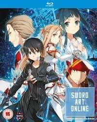 Sword Art Online Complete Season 1 blu-ray - £18.39 @ Base