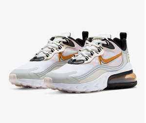 Womens Nike Air Max 270 React LX Trainers - £68 - sizes 4, 5, 5.5, 6 & 7 @ Offspring - Free Click & Collect or £3.50 Postage