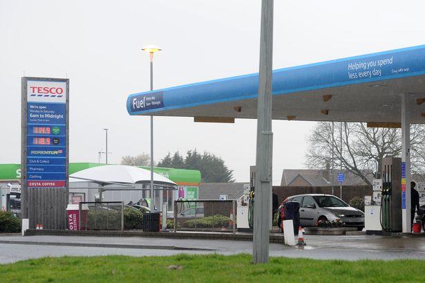 Tesco Unleaded Fuel - £1.199p Per Litre @ Tesco (Batley)