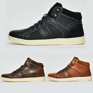 Red Tape Real Leather Designer Chukka Ankle Boots Trainers From £17.99 @ eBay / expresstrainers