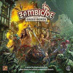 Zombicide : Green Horde board game - £42.99 @ PlayBoardGames