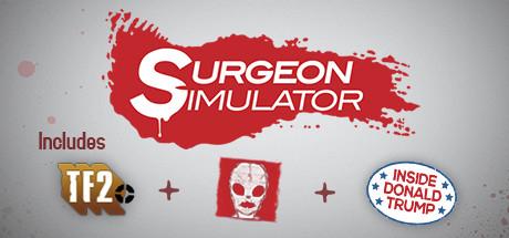Surgeon Simulator (PC) £1.75 @ Steam