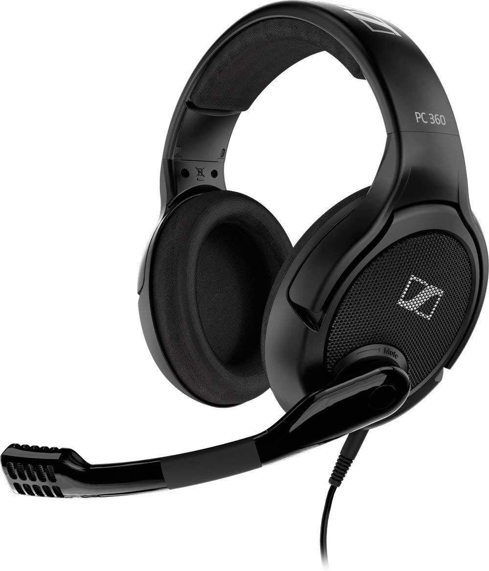 Sennheiser PC 360 Special Edition Gaming Headset - Black - £56.96 @ Amazon Italy