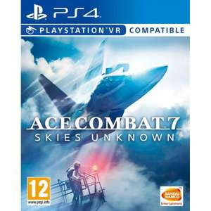 Ace Combat 7: Skies Unknown (PS4) - £18.95 @ The Game Collection