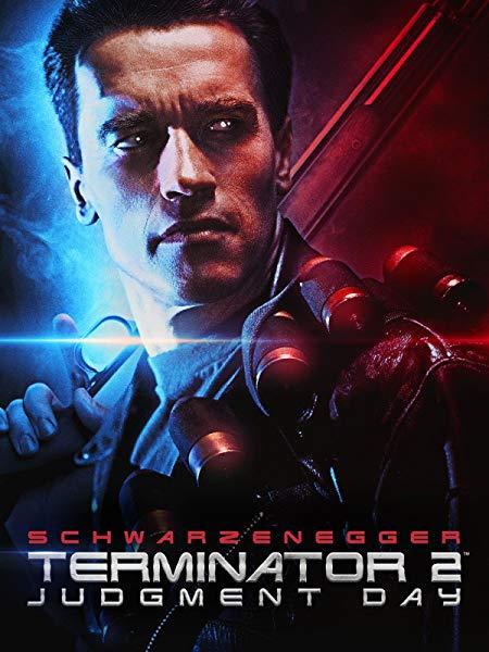 Terminator 2 Judgement Day 4K UHD HDR Digital £7.99 Amazon Video
