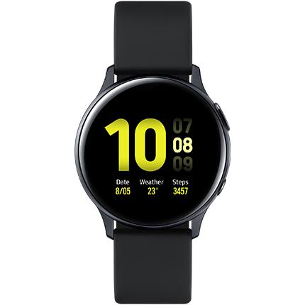 Samsung Galaxy Watch Active2 40mm at £239 / 44mm at £259 @ O2