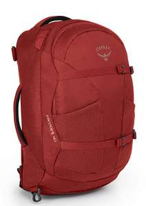 Osprey Farpoint 40 only £63.75 (Red Only) @ Amazon