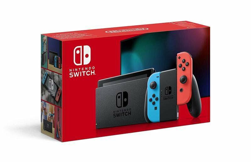 Nintendo Switch - £266.85 at ebuyer