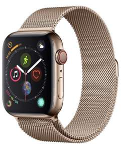 Apple Watch Series 4 44MM - Gold Stainless Steel with Milanese Loop - £506.35 @ Amazon