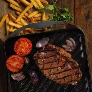 Two-Course Meal for Two for £20 at Harvester via Groupon (Plus 18% Cashback via Quidco)