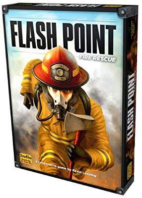 Flash Point: Fire Rescue Board Game - £14.66 Amazon Prime (+£2.99 Non-Prime)