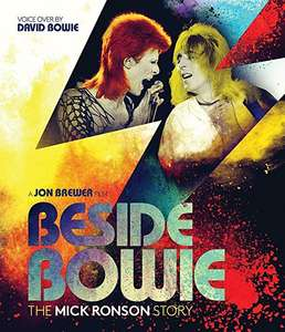 Beside Bowie: The Mick Ronson Story [Blu-ray] £4.99 @ Amazon (+£2.99 non-Prime)