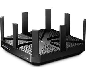 TP-LINK Archer C5400 WiFi Cable & Fibre Router - AC 5400, Tri-band Currys PCworld - £189.97 inc. free Del