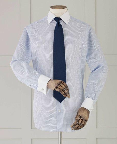 Savile Row Shirts at £19.95 each using code (plus £3.95 del)
