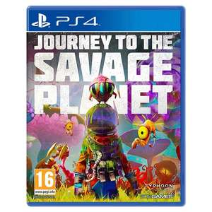 Journey to the Savage Planet PS4 £19.99 at Smyths Toys