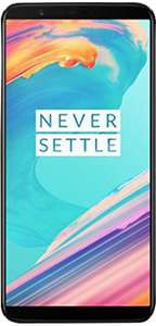 OnePlus 5T Phones Refurbished from 144.99 at Envirophone