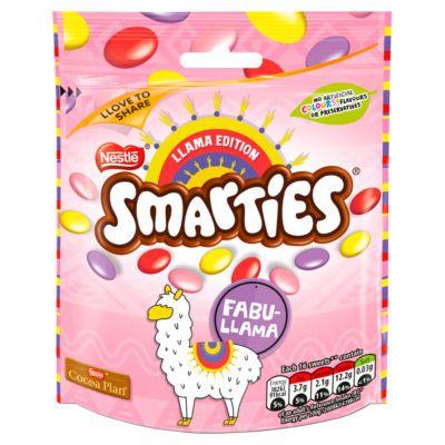 Smarties Llama Edition 105g - 79p @ B&M (National)