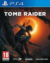 Shadow of the Tomb Raider PS4 used £9.99 @ Boomerang Video Game Rentals