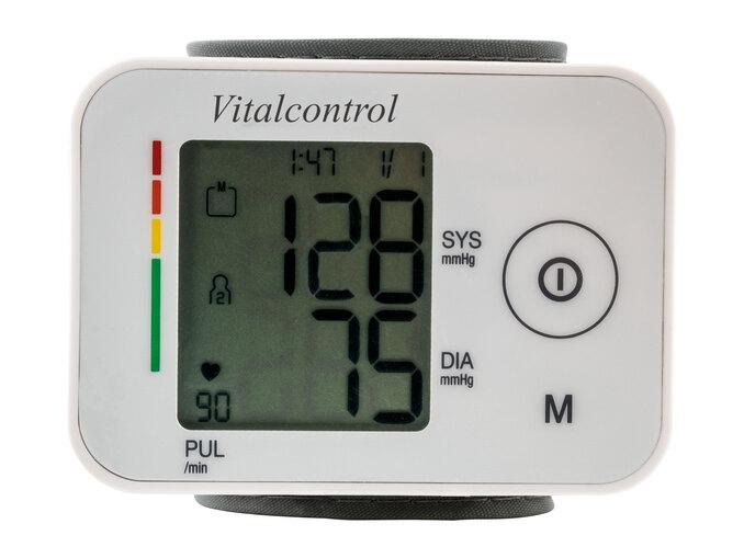 Sanitas Wrist Blood Pressure Monitor £9.99 at LIDL
