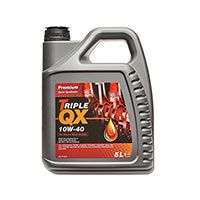 5L TRIPLE QX Semi Synthetic Engine Oil 10W-40 £7.94 delivered with code @ Euro Car Parts