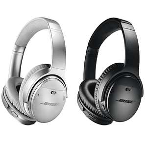 Bose Quietcomfort 35 Wireless Headphones II (Refurbished) - Like New with 2yr Warranty £199.95 - Bose Outlet Stores