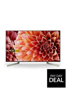 SonyBRAVIA KD55XF9005 55 Inch Android TV™ 4K HDR Ultra HD £749 @ Very